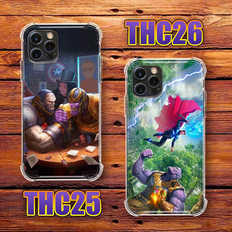 Capinhas - Thanos