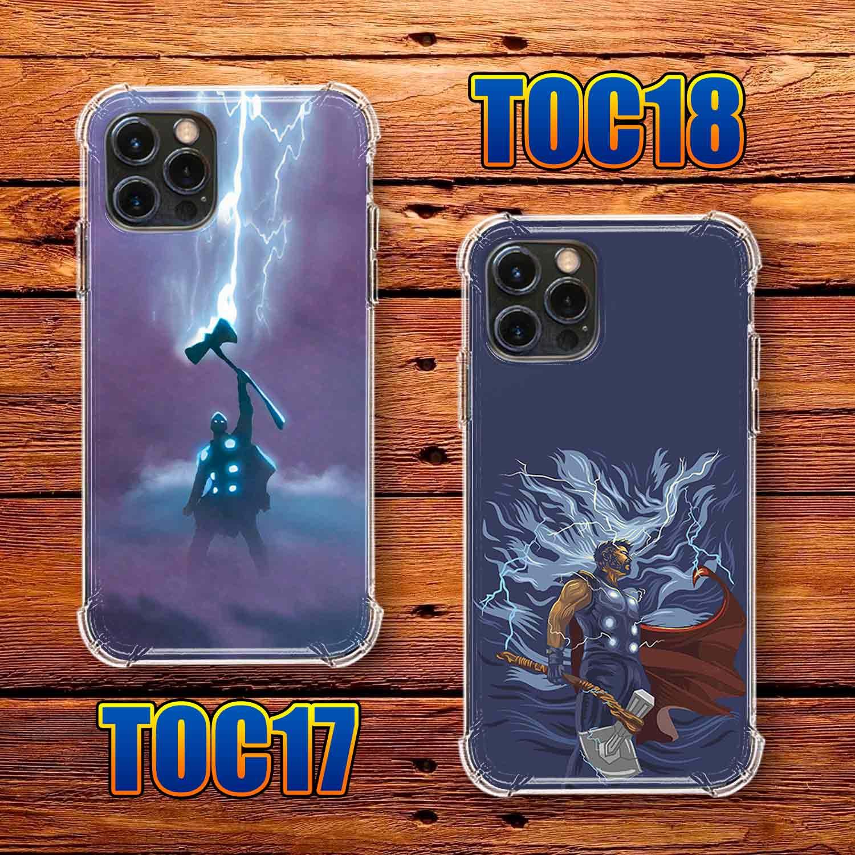 Capinhas - Thor