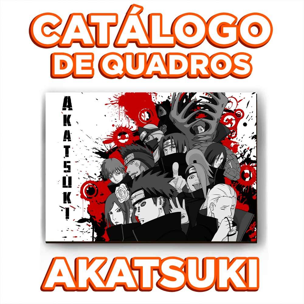Catálogo - Akatsuki