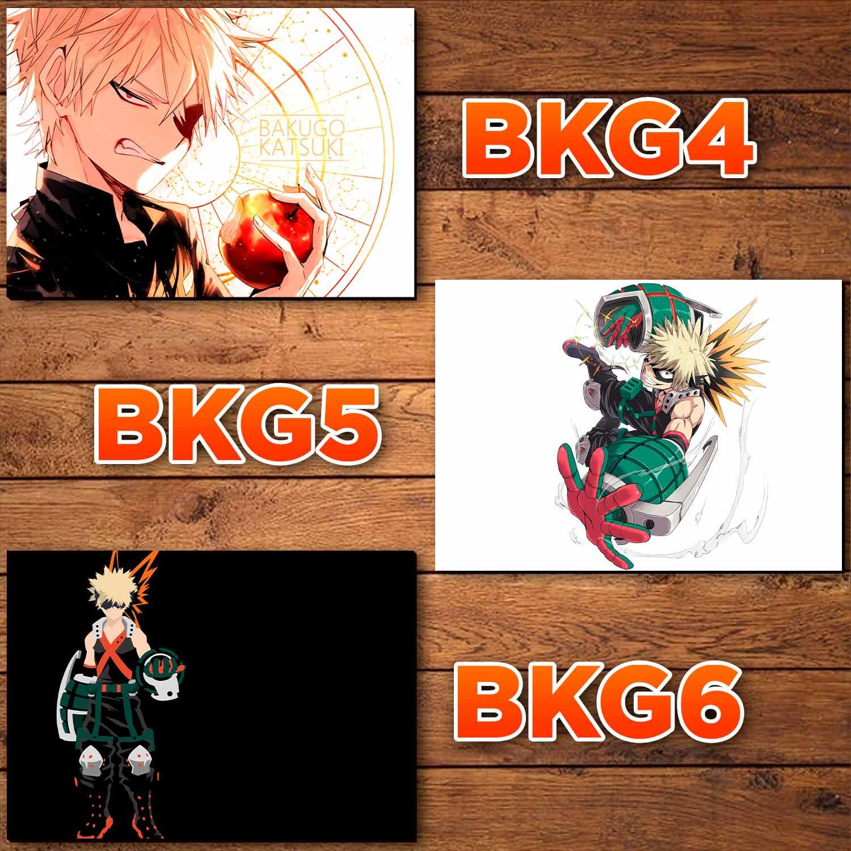 Catálogo - Bakugo