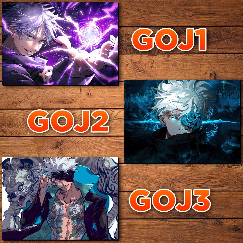 Catálogo - Gojo