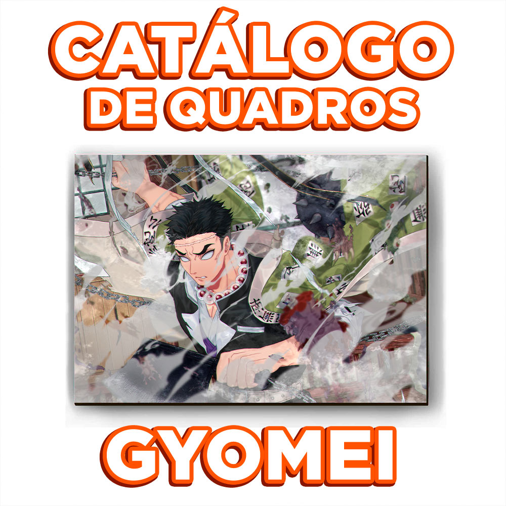 Catálogo - Gyomei