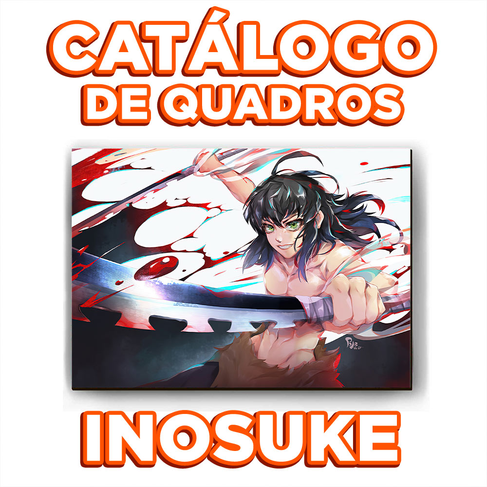 Catálogo - Inosuke