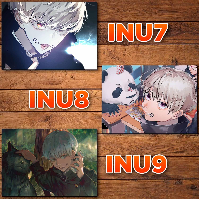 Catálogo - Inumaki