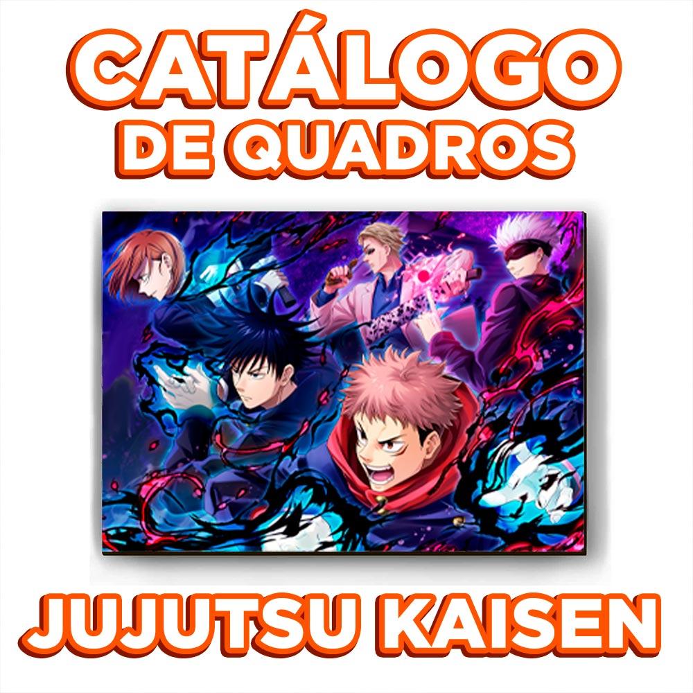 Catálogo - Jujutsu Kaisen