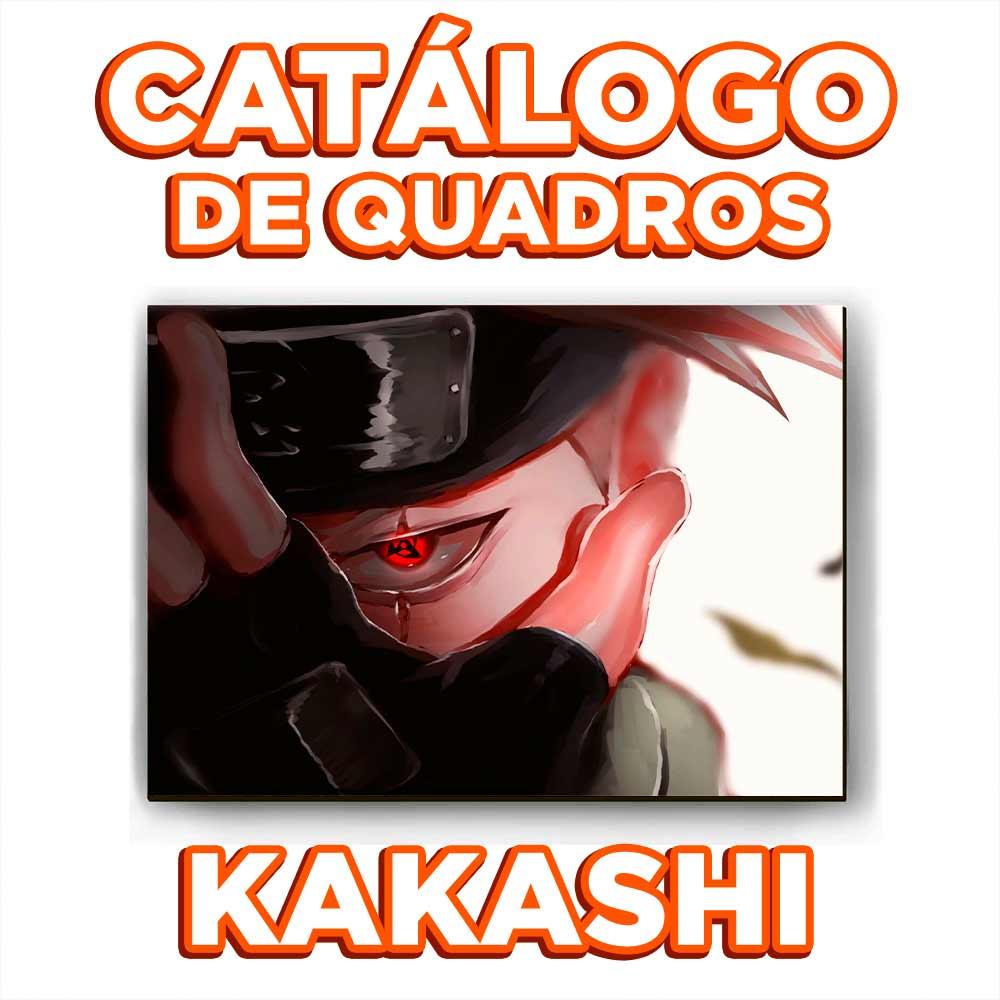 Catálogo - Kakashi