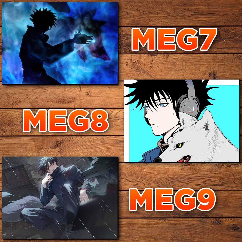 Catálogo - Megumi