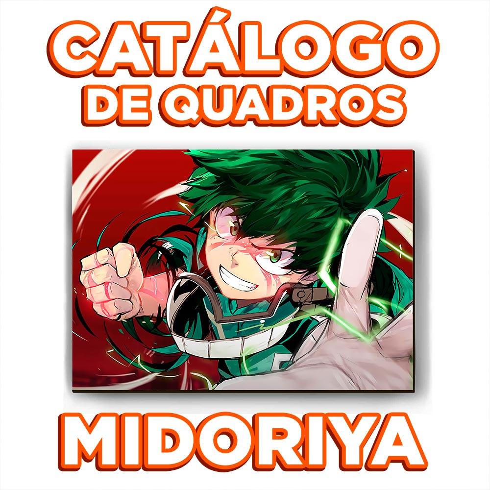 Catálogo - Midoriya
