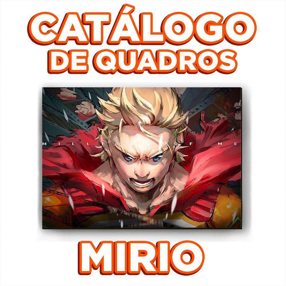 Catálogo - Mirio