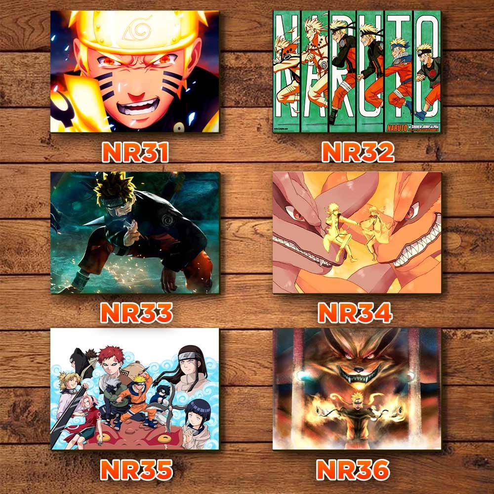 Catálogo - Naruto Uzumaki