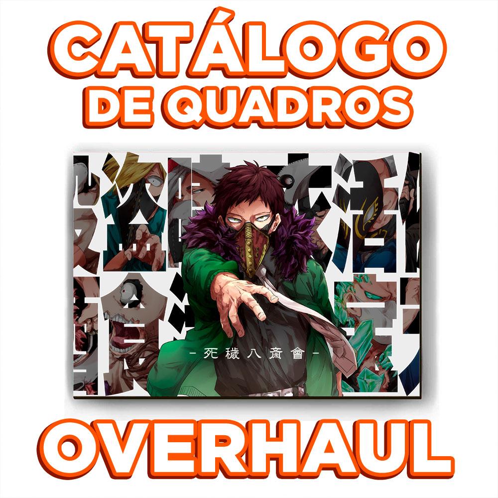 Catálogo - Overhaul