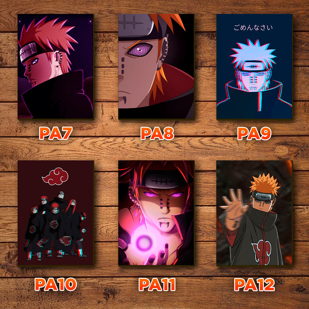 Catálogo - Pain