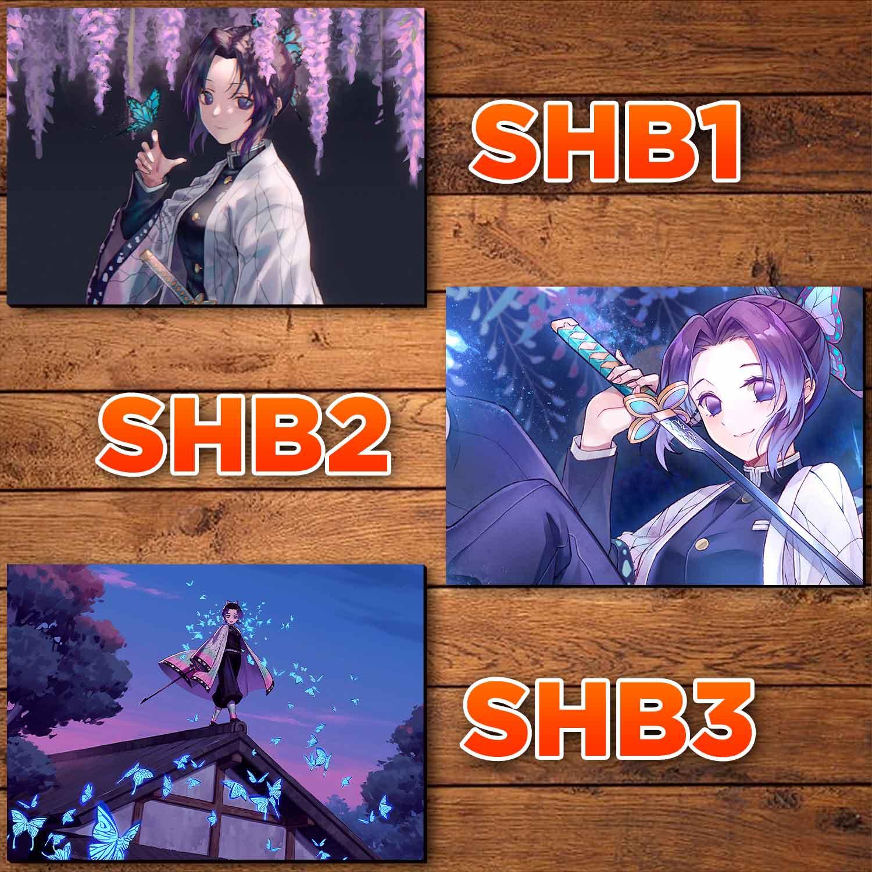 Catálogo - Shinobu