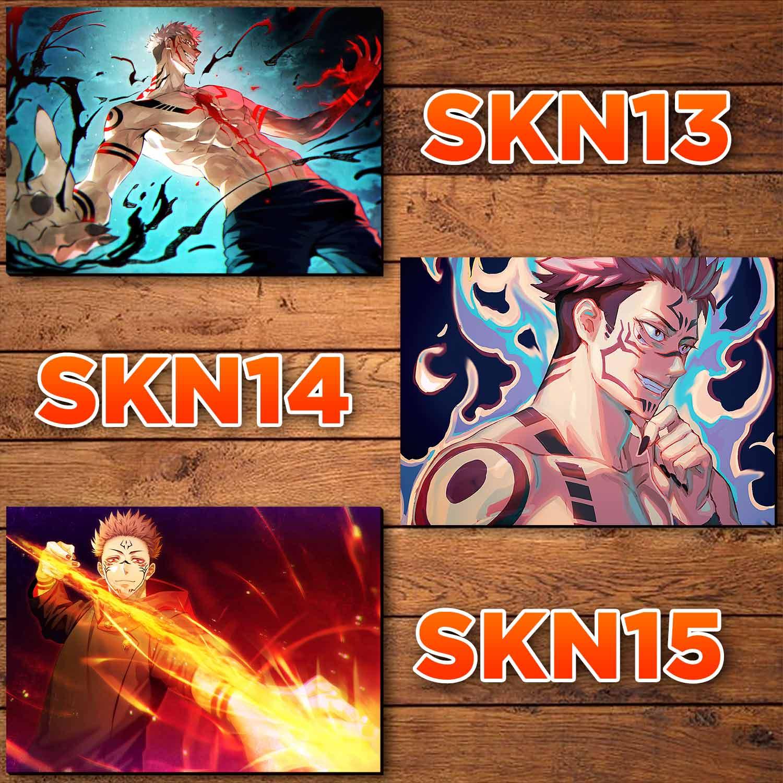 Catálogo - Sukuna