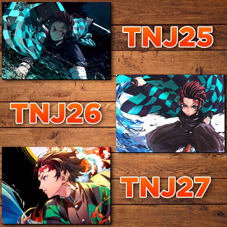 Catálogo - Tanjiro