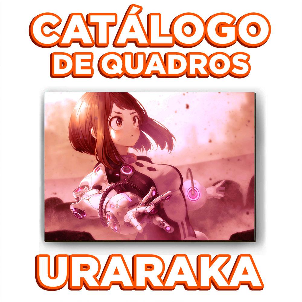 Catálogo - Uraraka