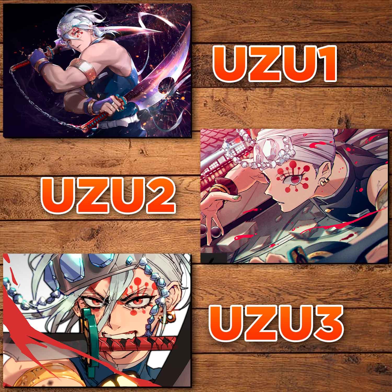 Catálogo - Uzui