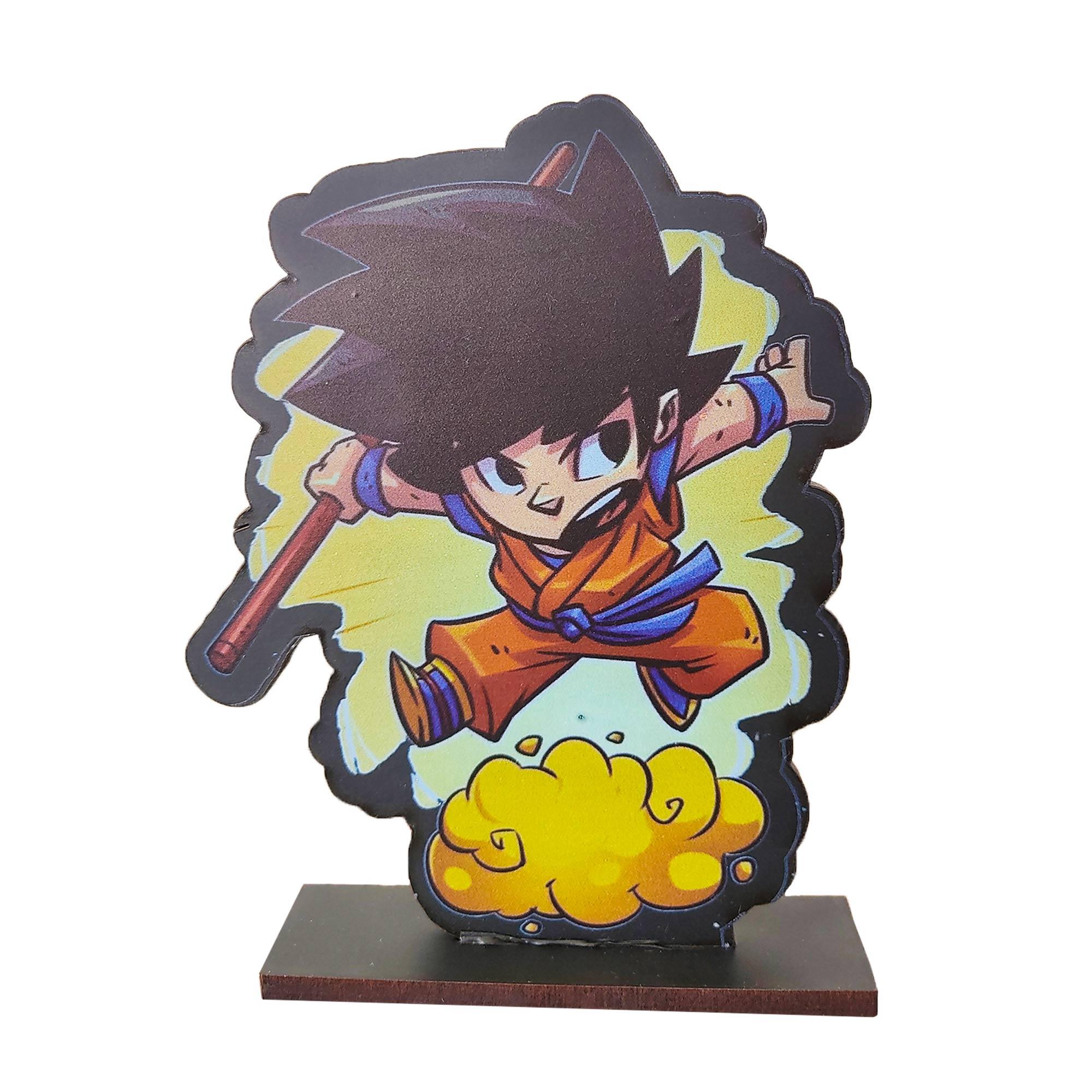 Estatueta Goku - Dragon Ball Z