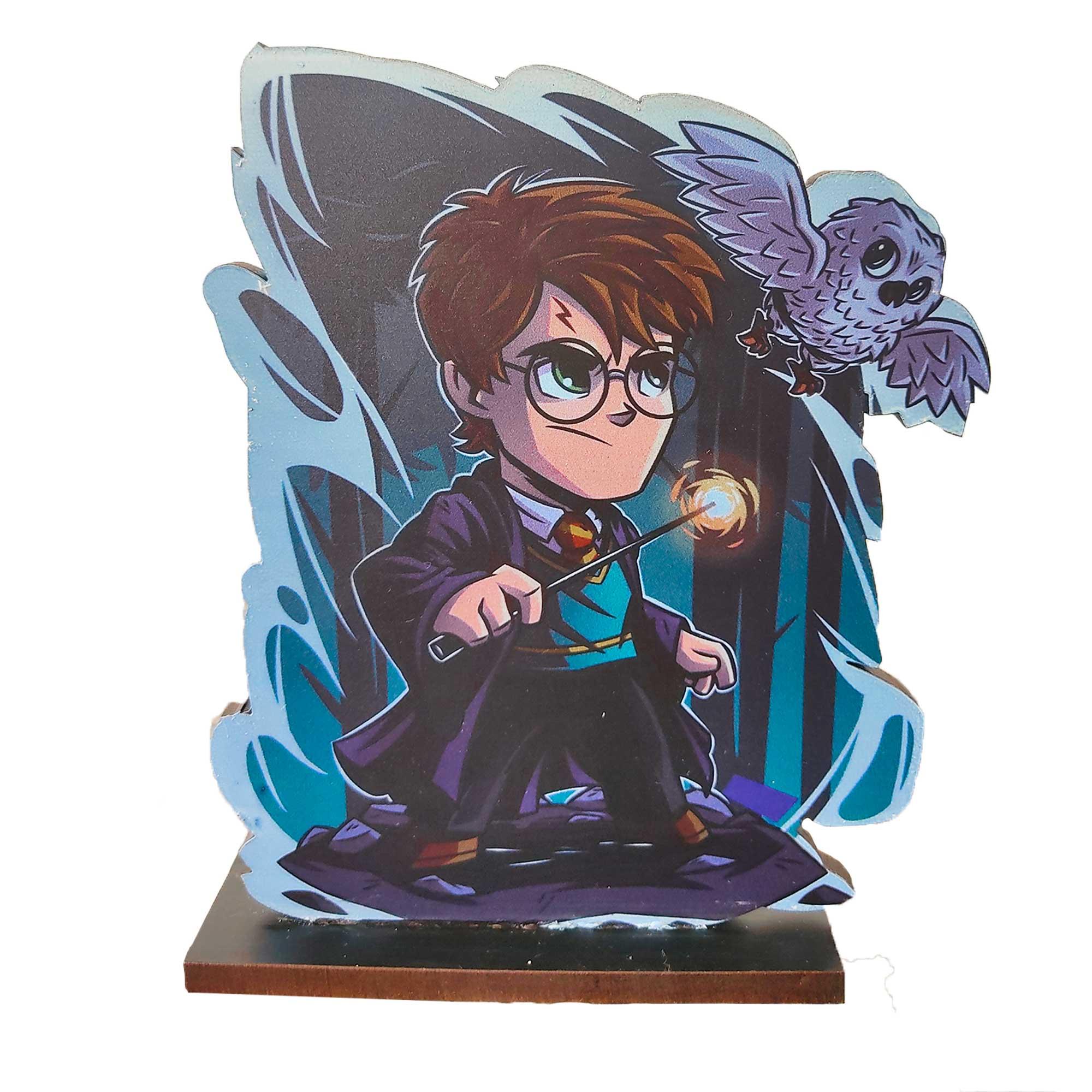 Estatueta Harry Potter