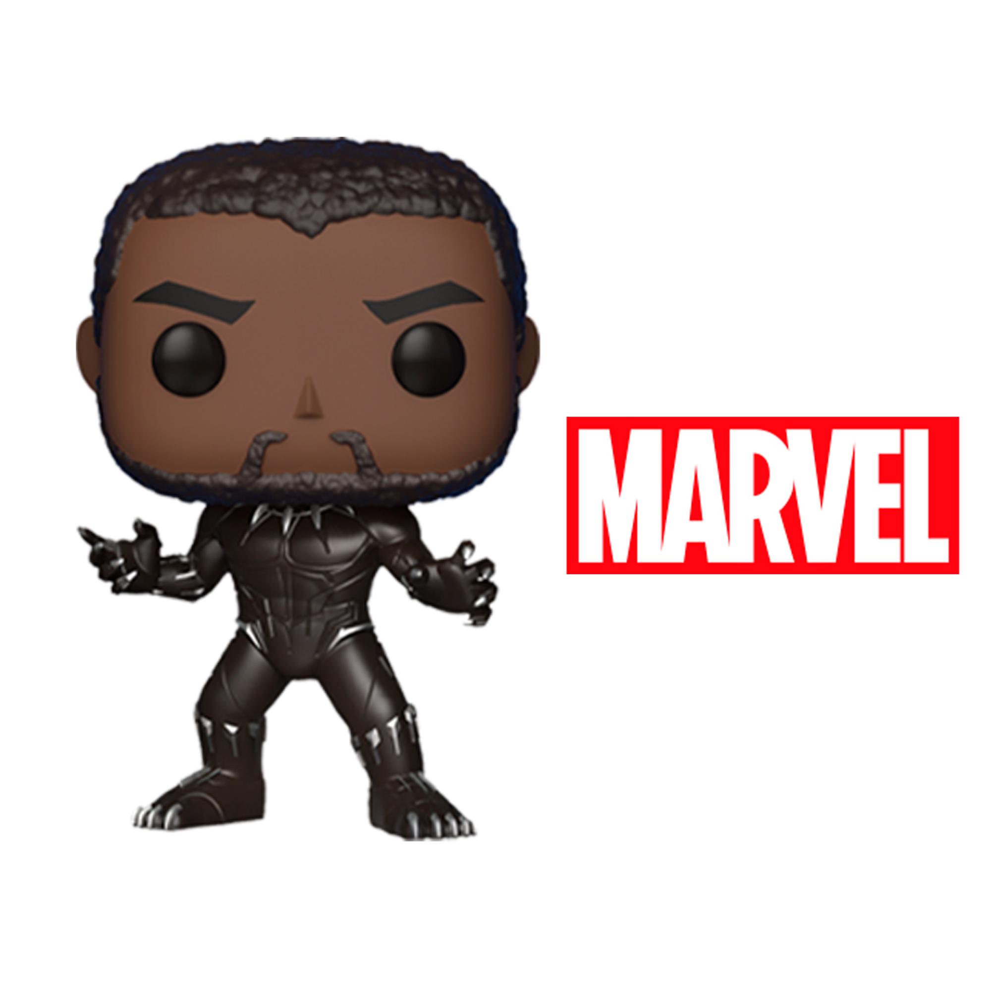 Funko Pop - Pantera Negra