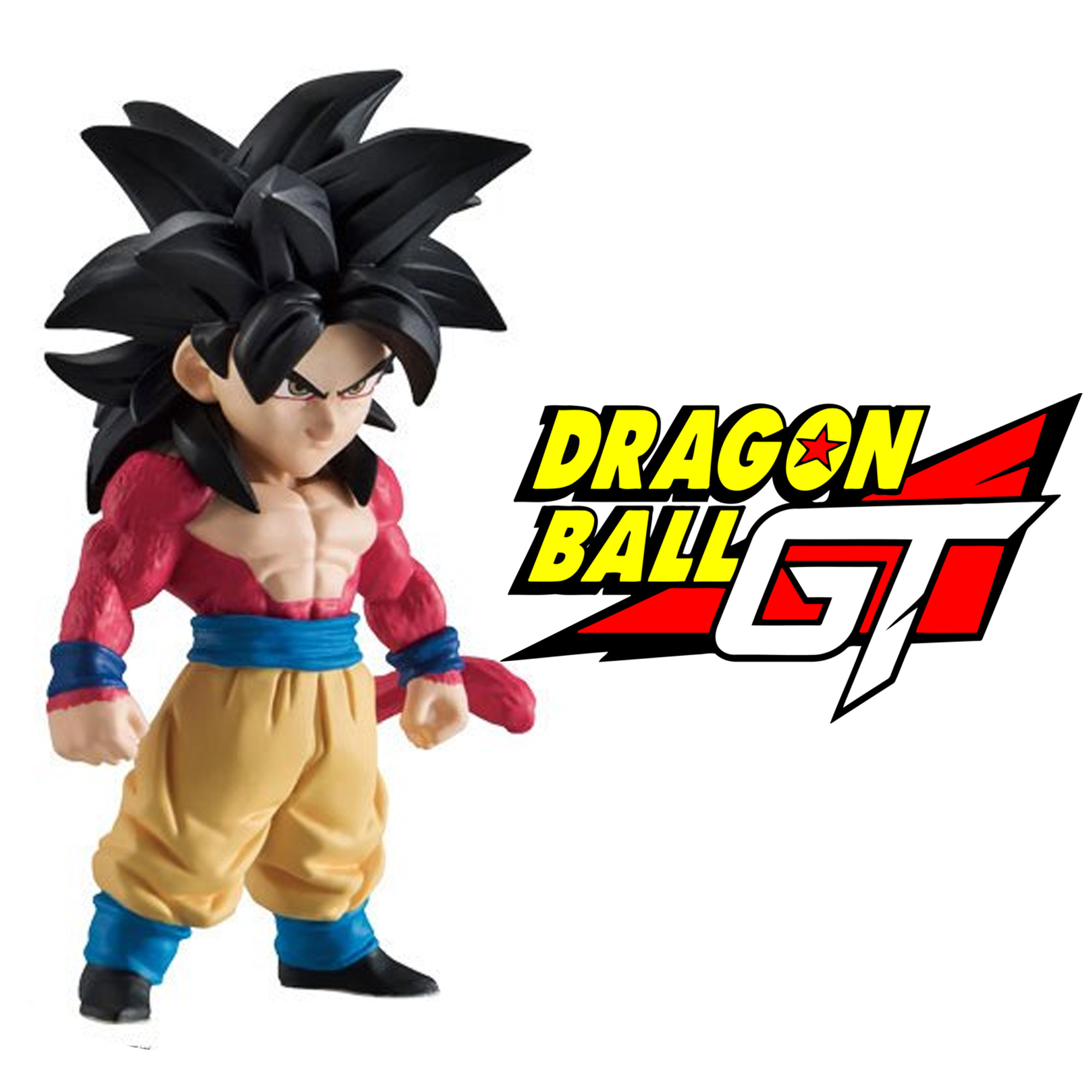 Goku SSJ4 - Dragon Ball GT