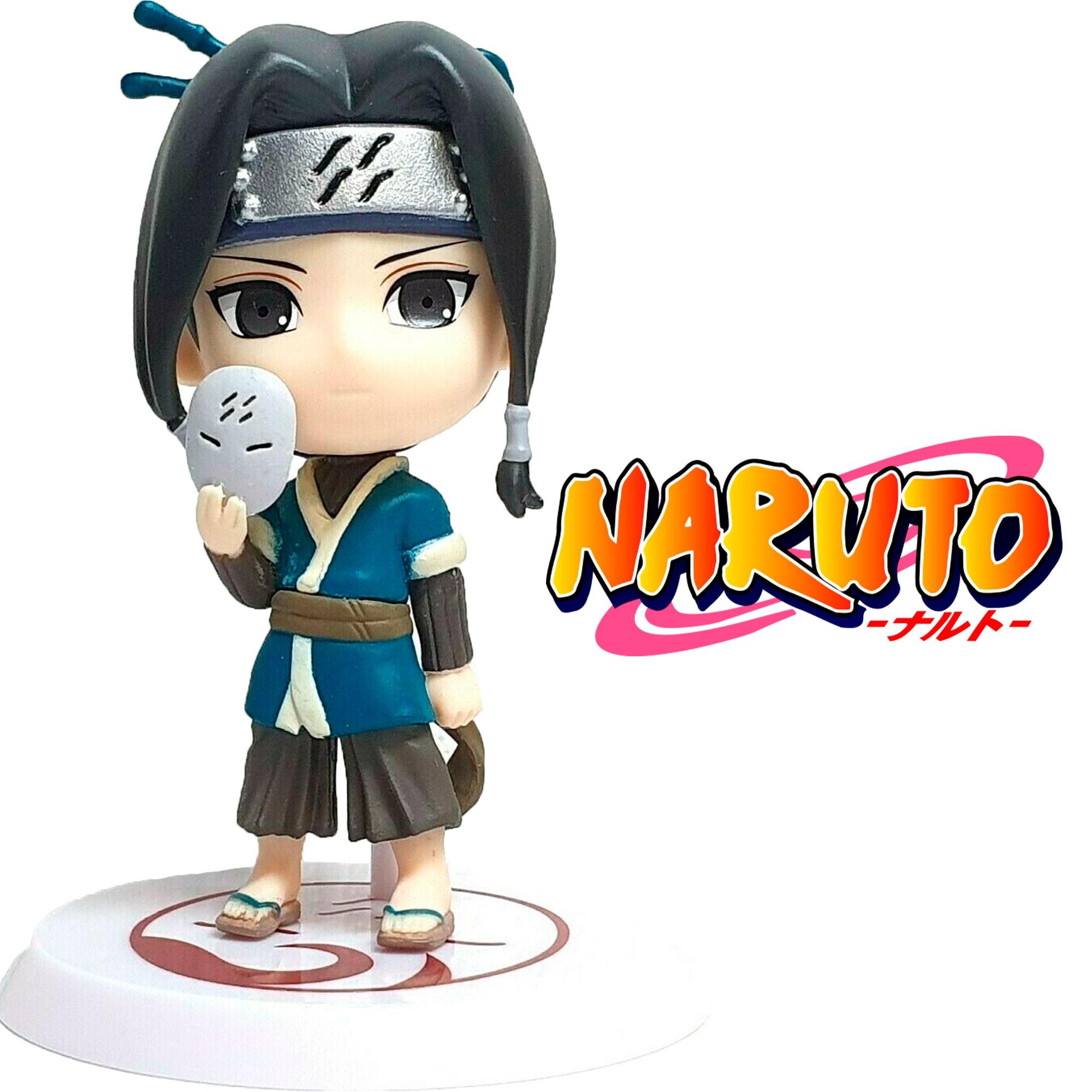 Haku - Naruto Clássico