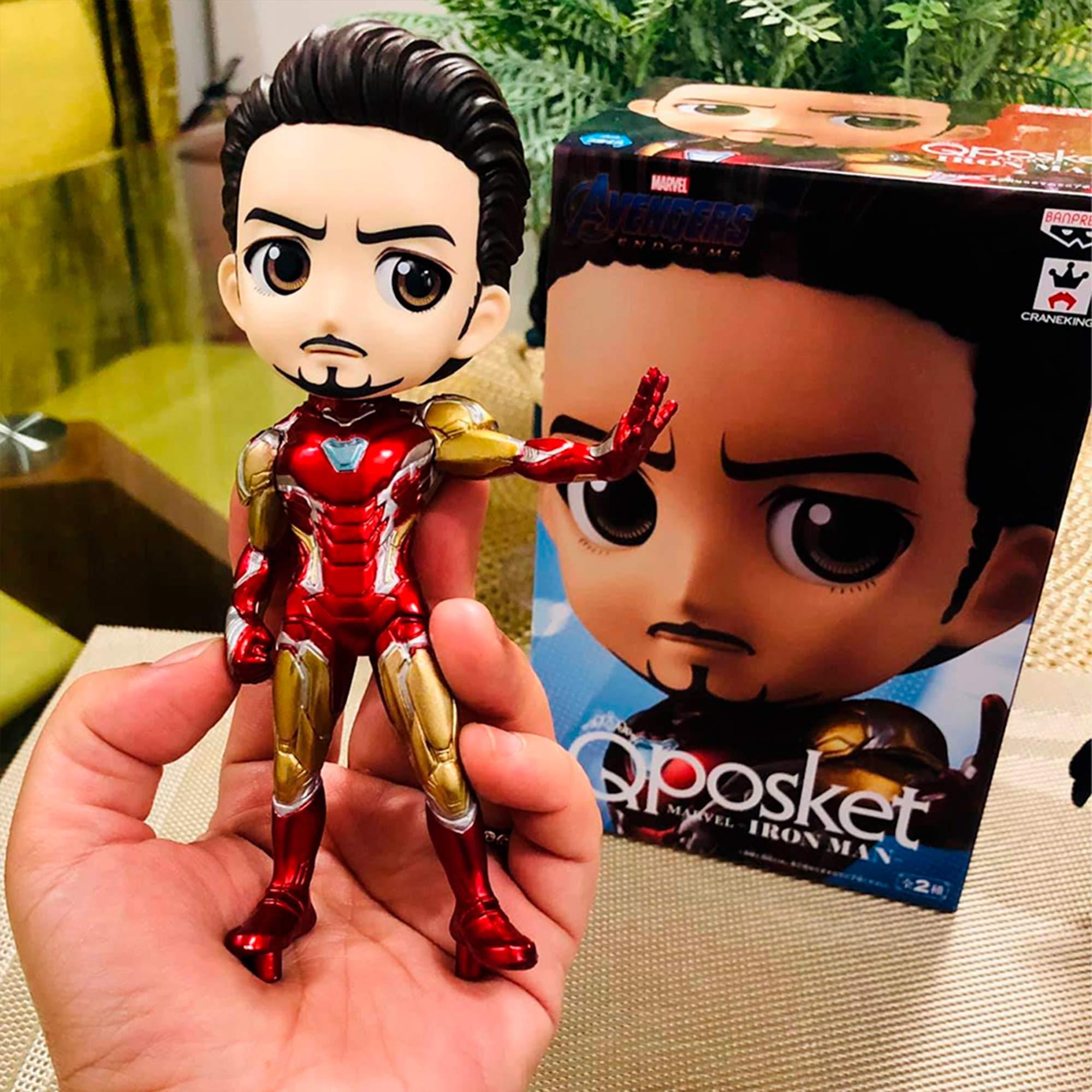 Iron Man Q Posket - MARVEL