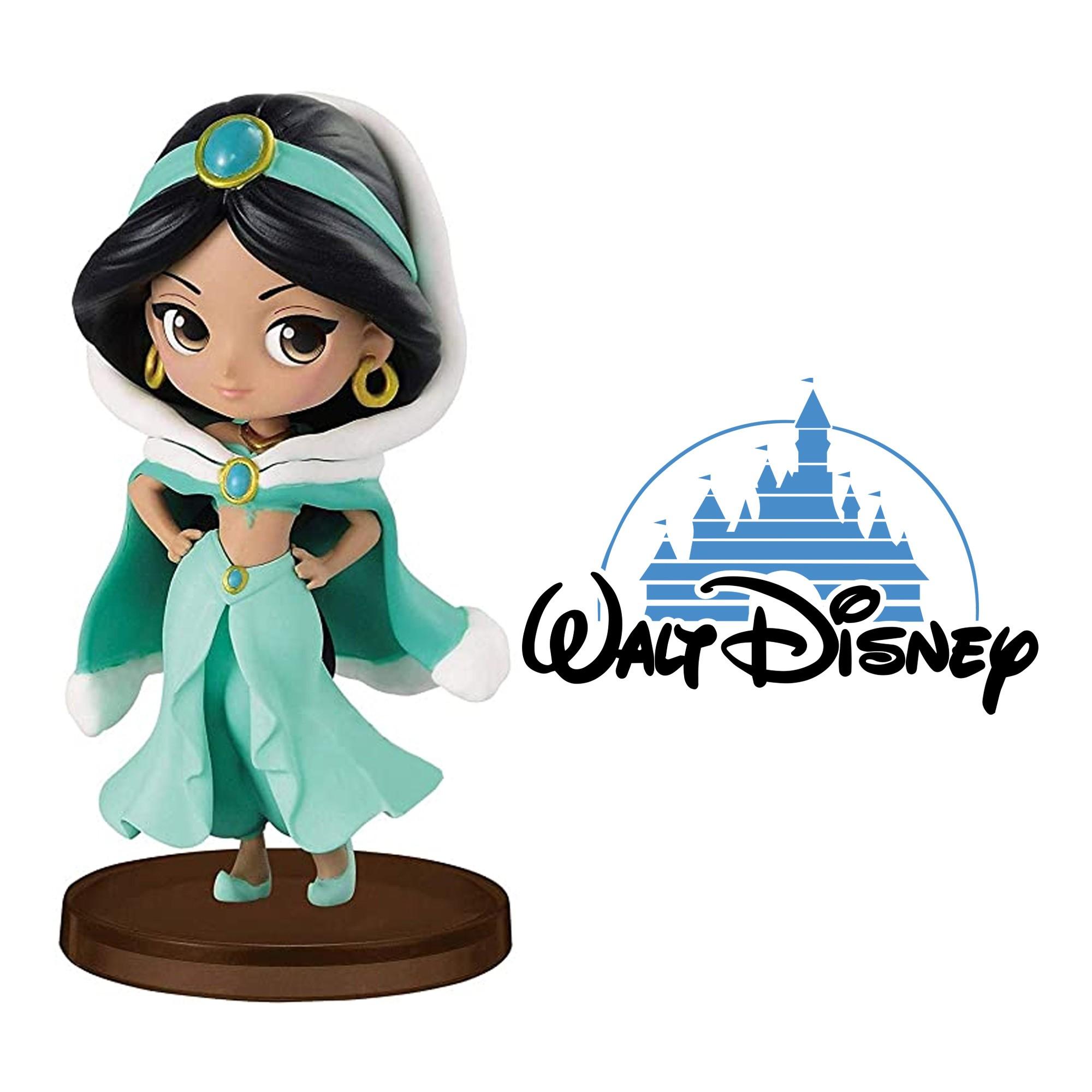 Jasmine Q Posket Mini - Disney