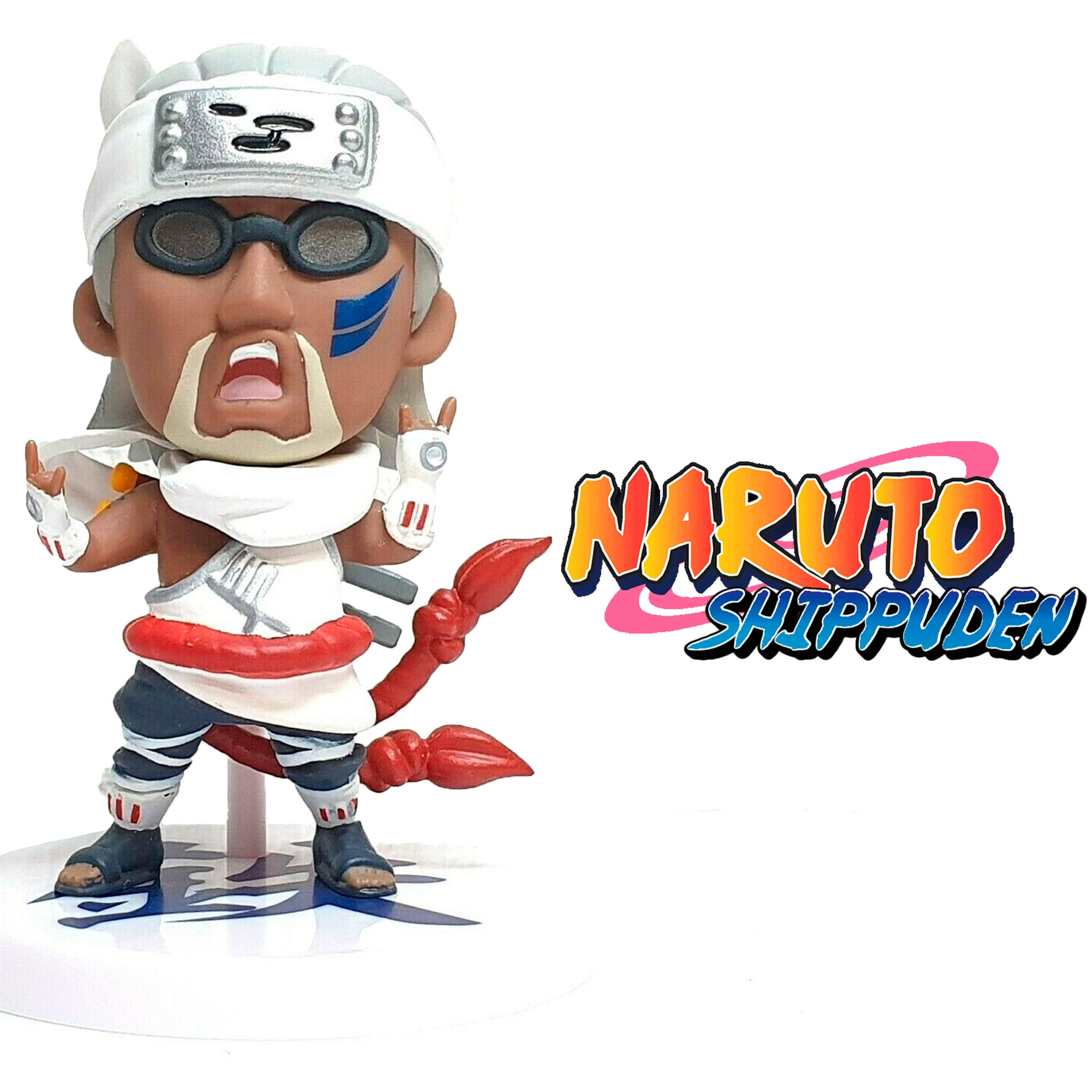 Killer Bee - Naruto Shippuden