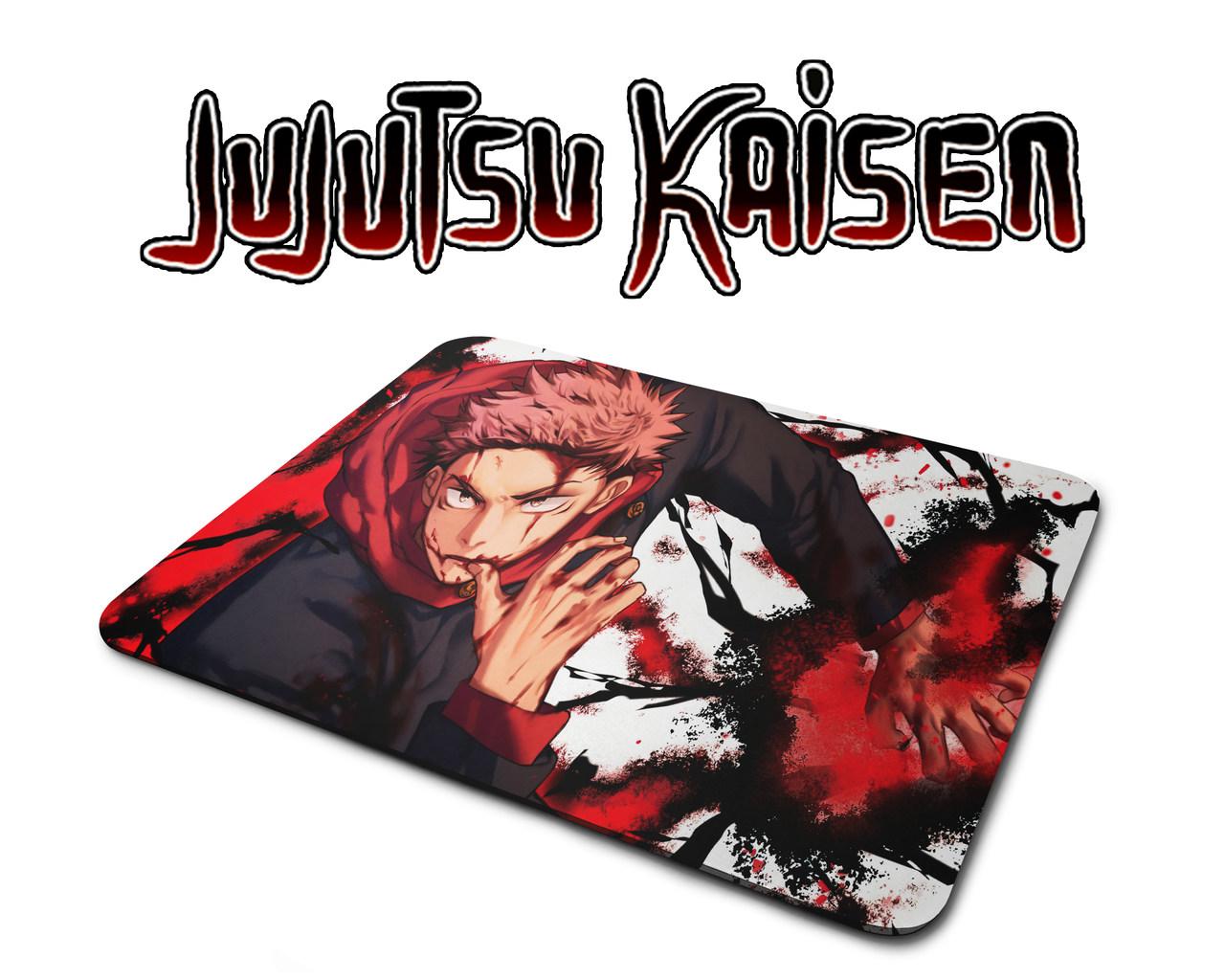 Mousepad - Itadori Yuji