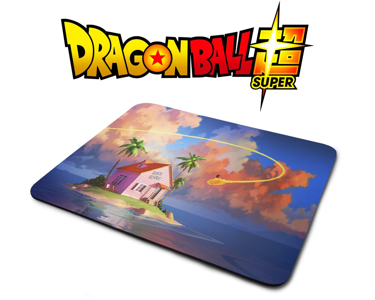 Mousepad - Kame House