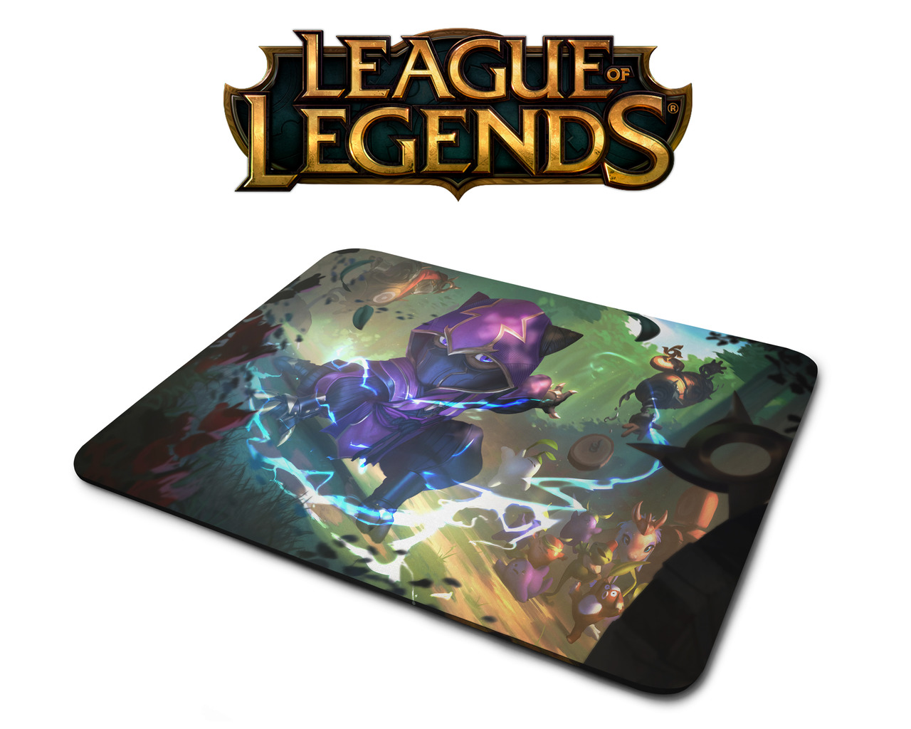 Mousepad - Kennen