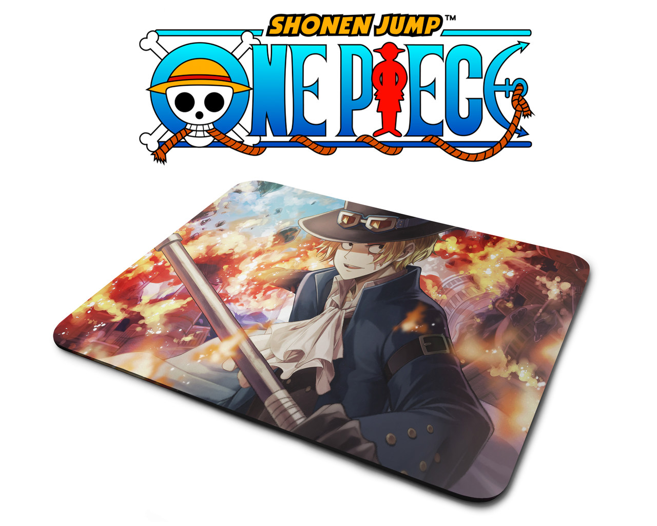 "Mousepad - Sabo ""Flame"""
