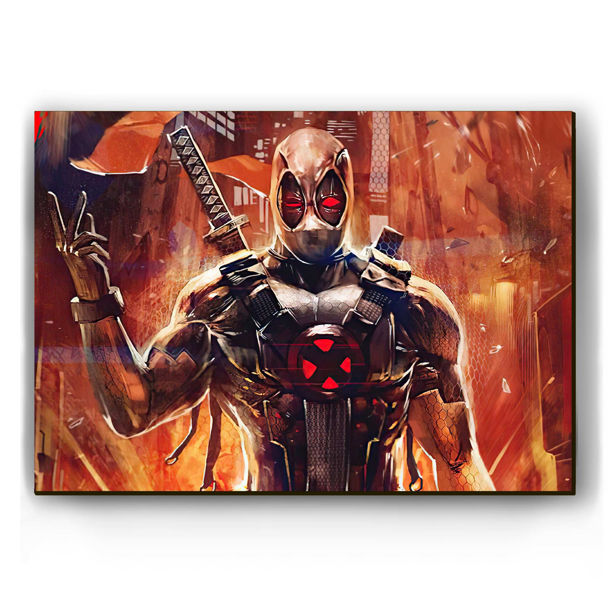 Quadro - Deadpool X-Force