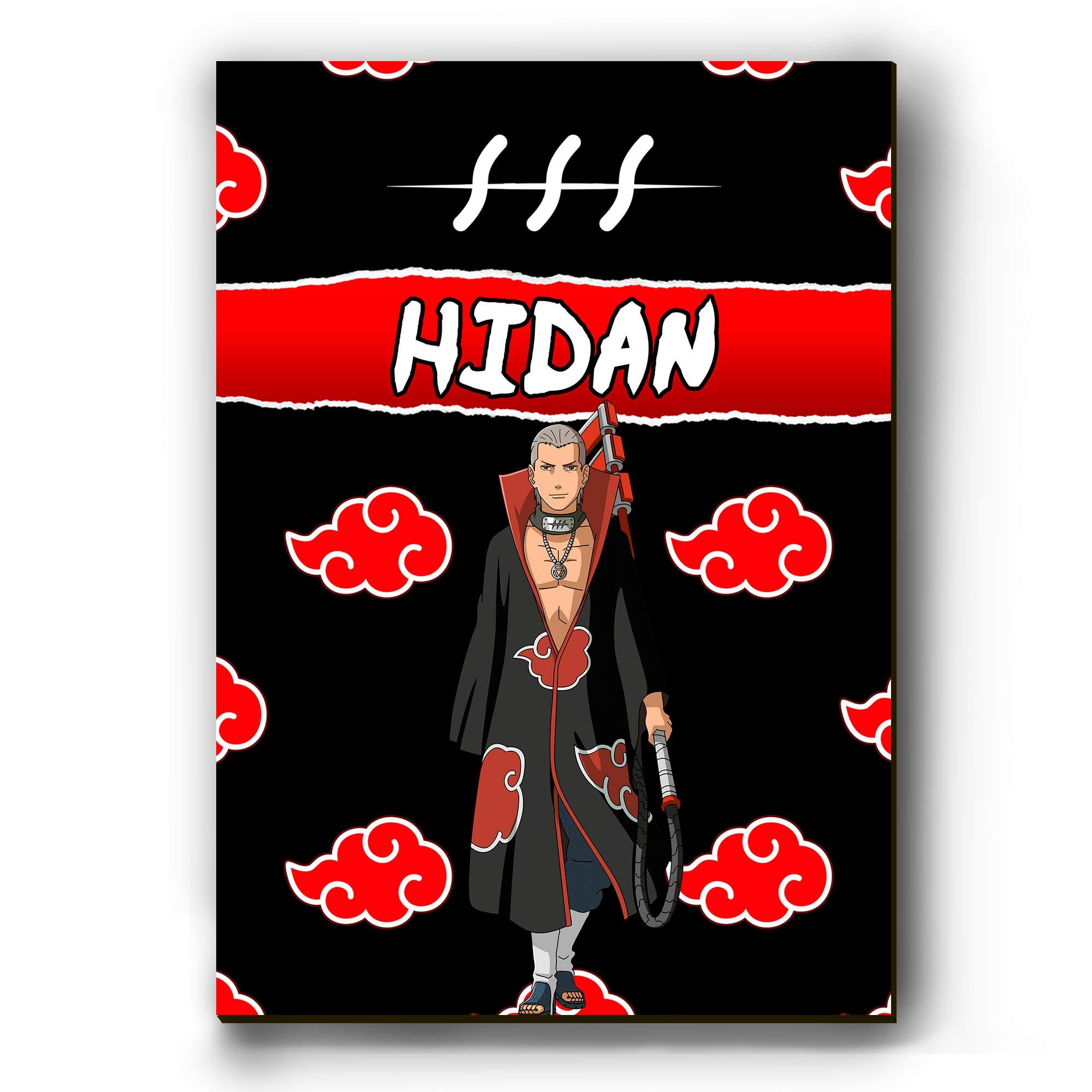 Quadro - Hidan
