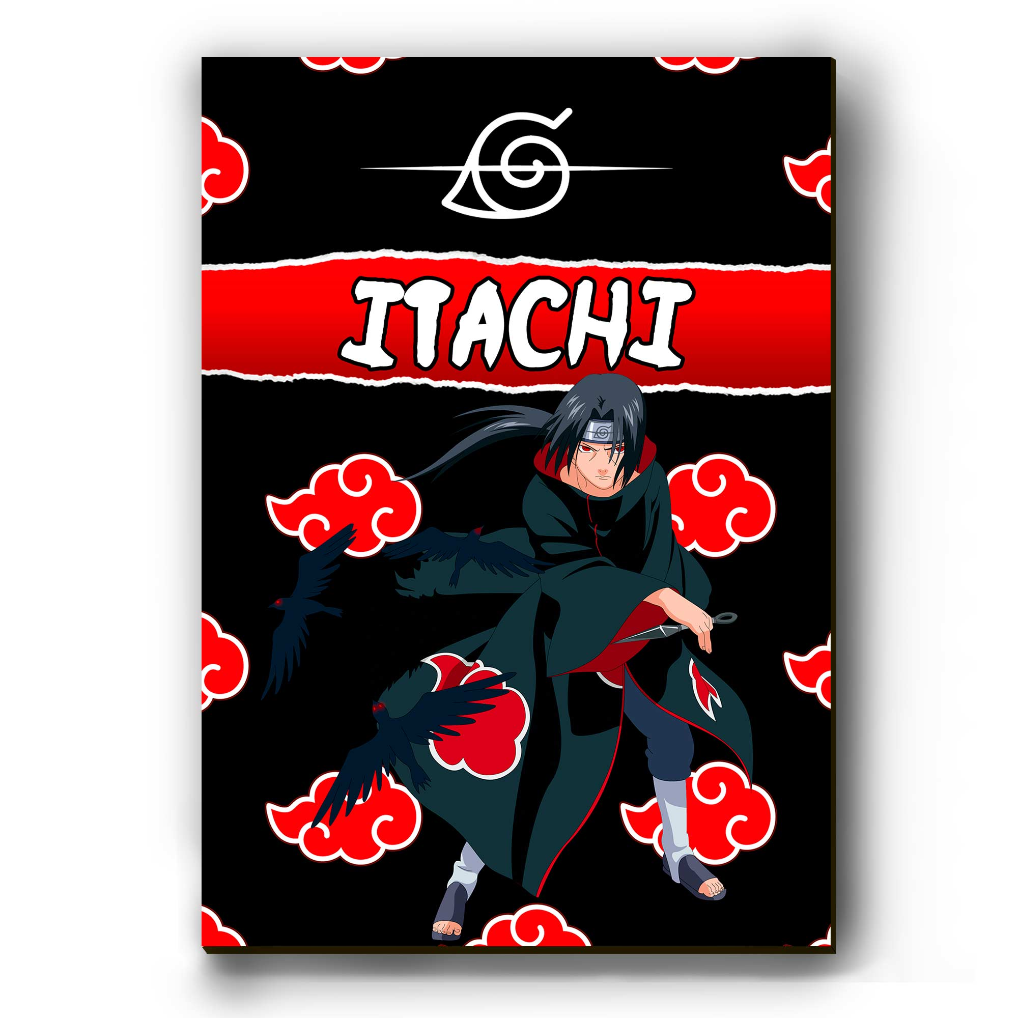 Quadro - Itachi Uchiha
