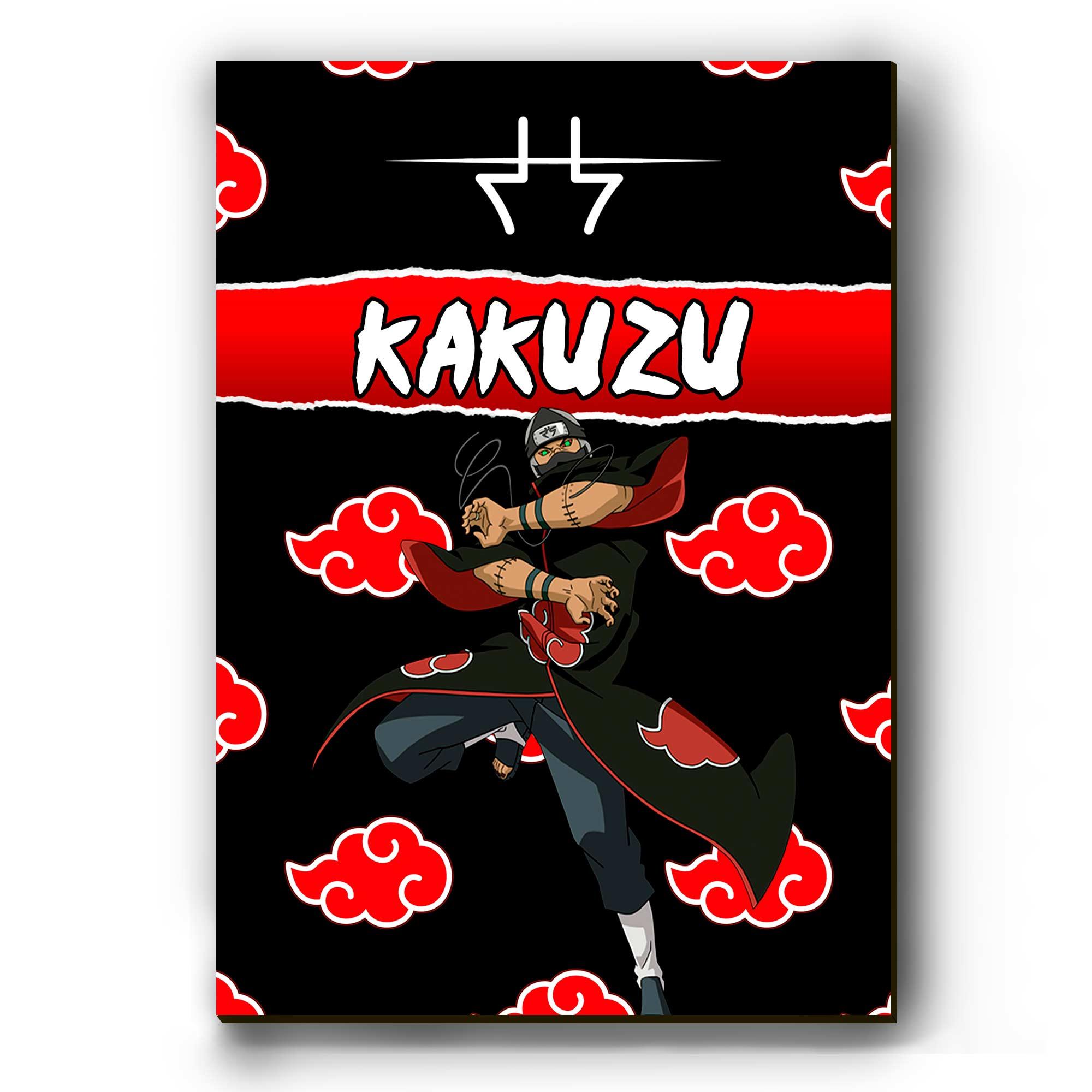 Quadro - Kakuzu