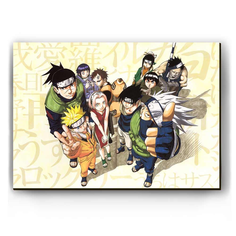 Quadro - Naruto Clássico