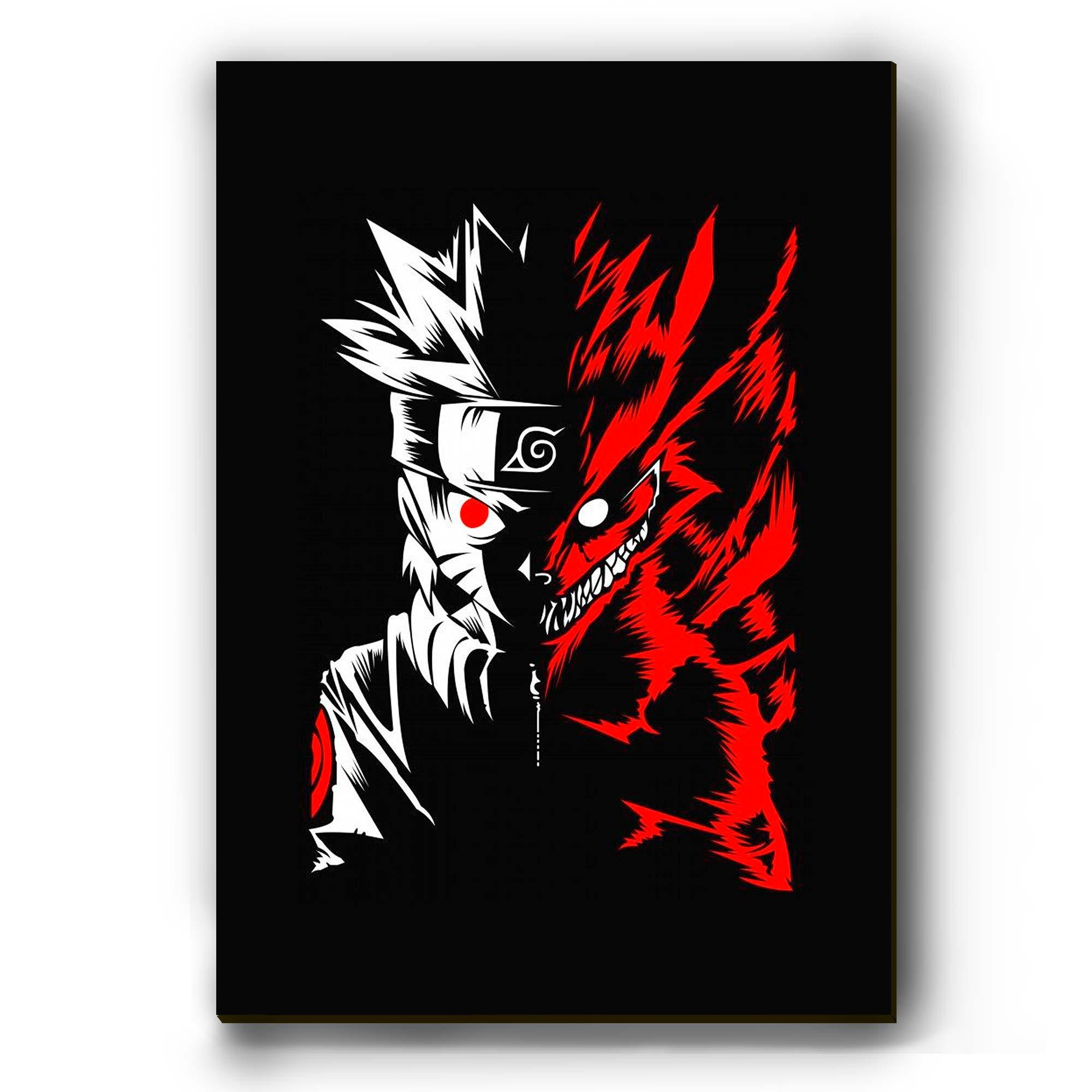 Quadro - Naruto Kurama