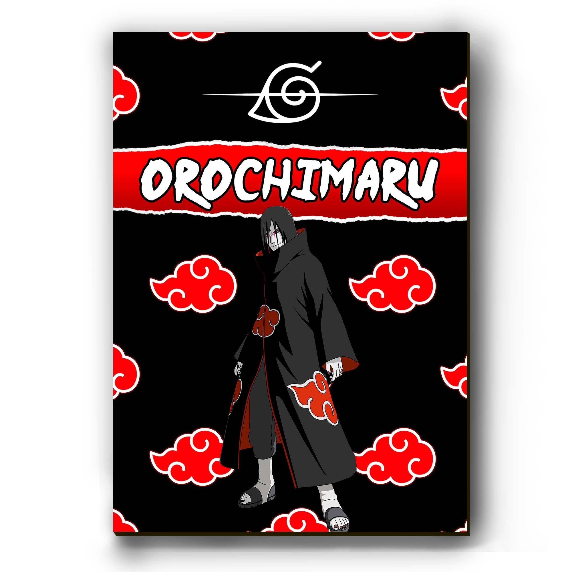 Quadro - Orochimaru