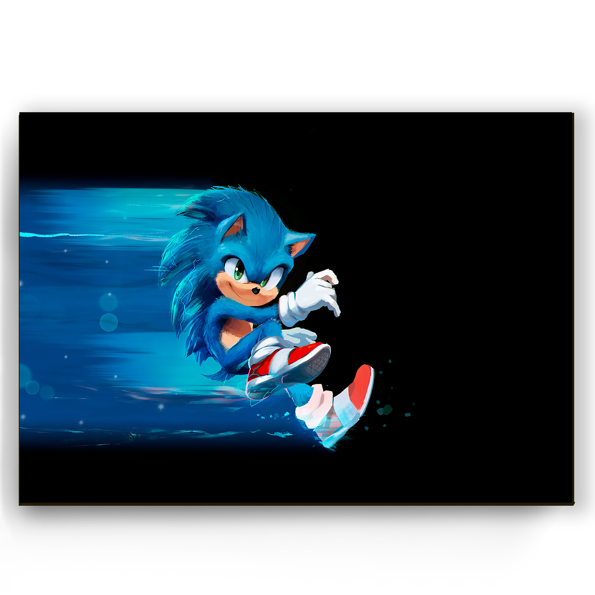 Quadro - Sonic Running