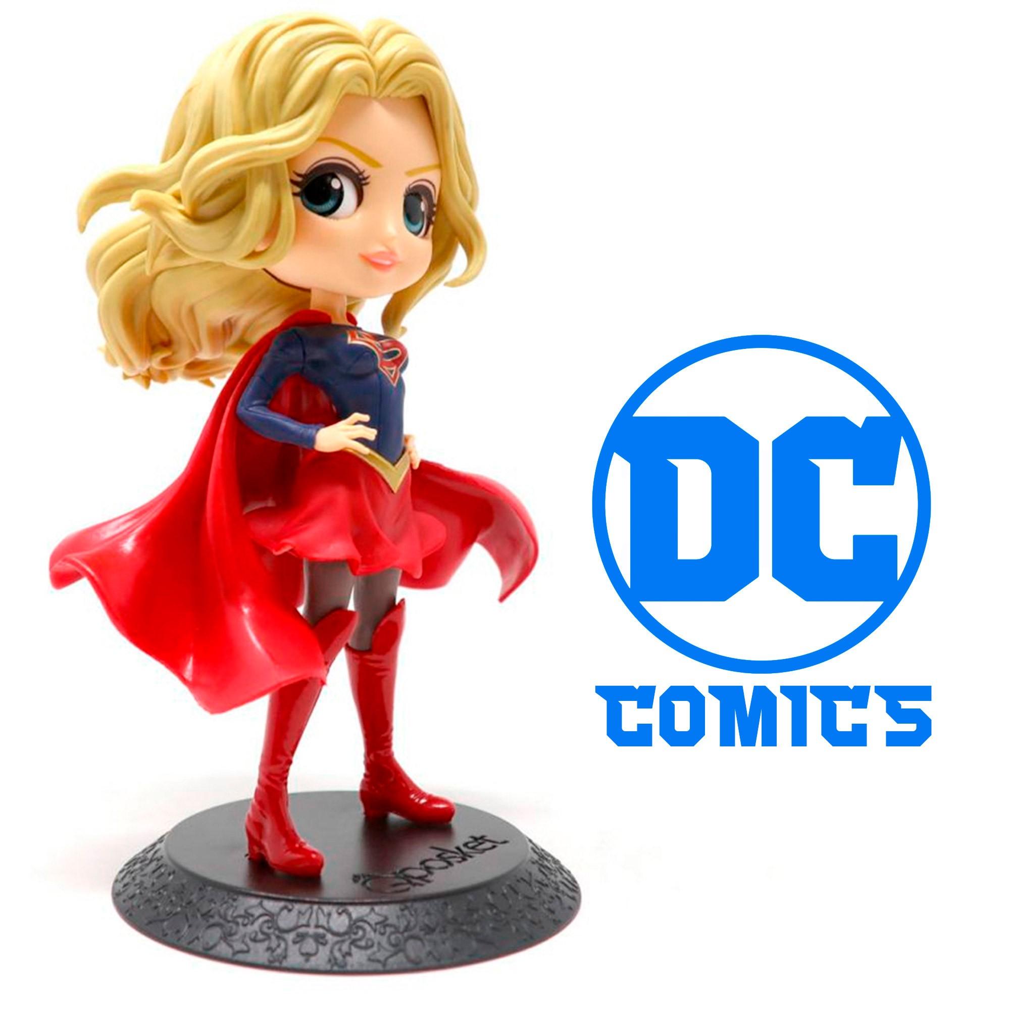 Supergirl Q Posket - DC Comics