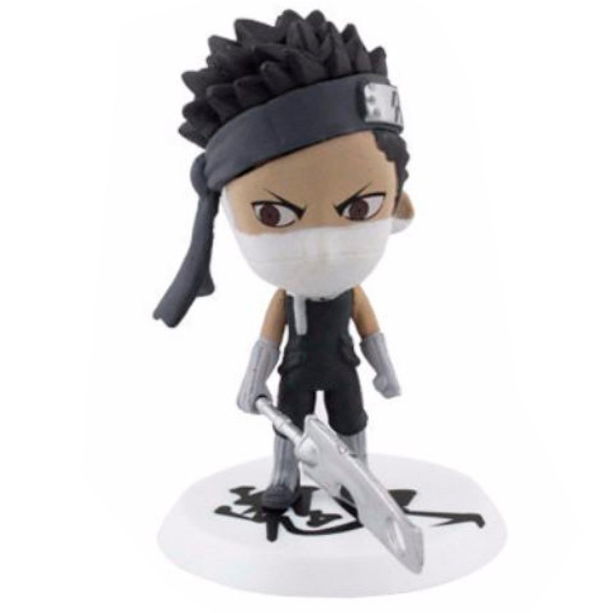 Zabuza - Naruto Clássico