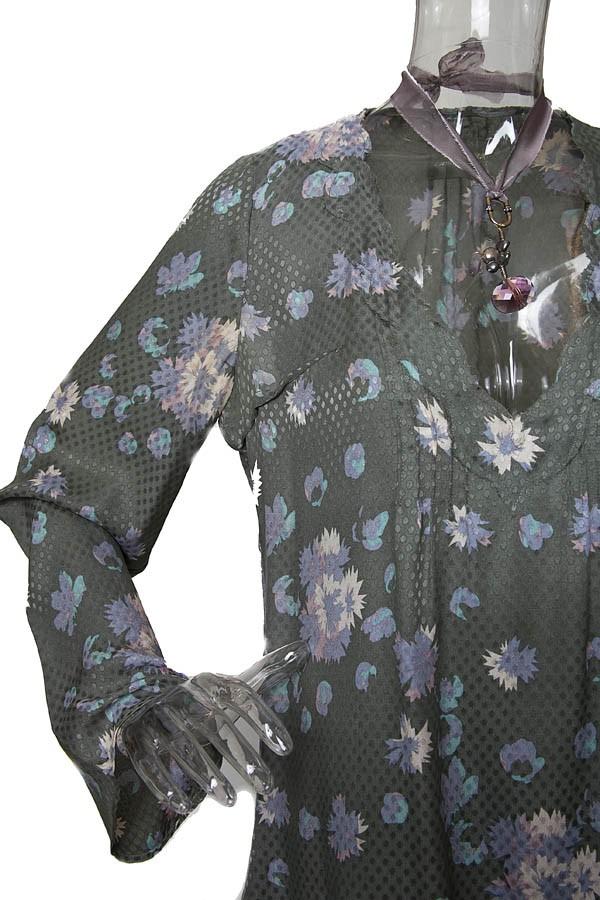Blusa seda Zadig Voltarie