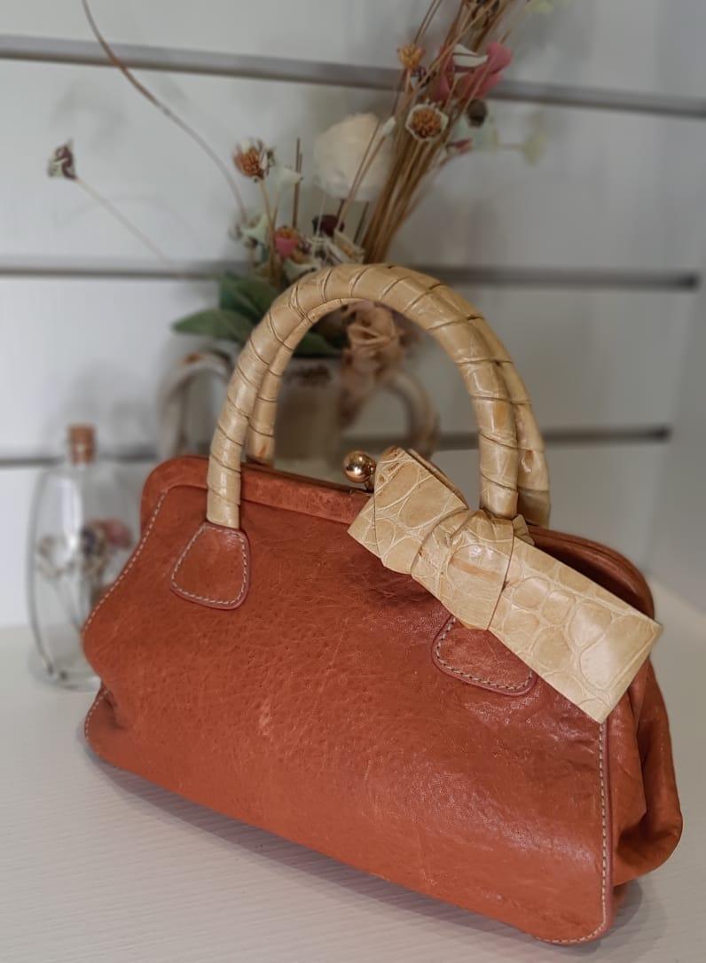 Bolsa de mão Miu Miu