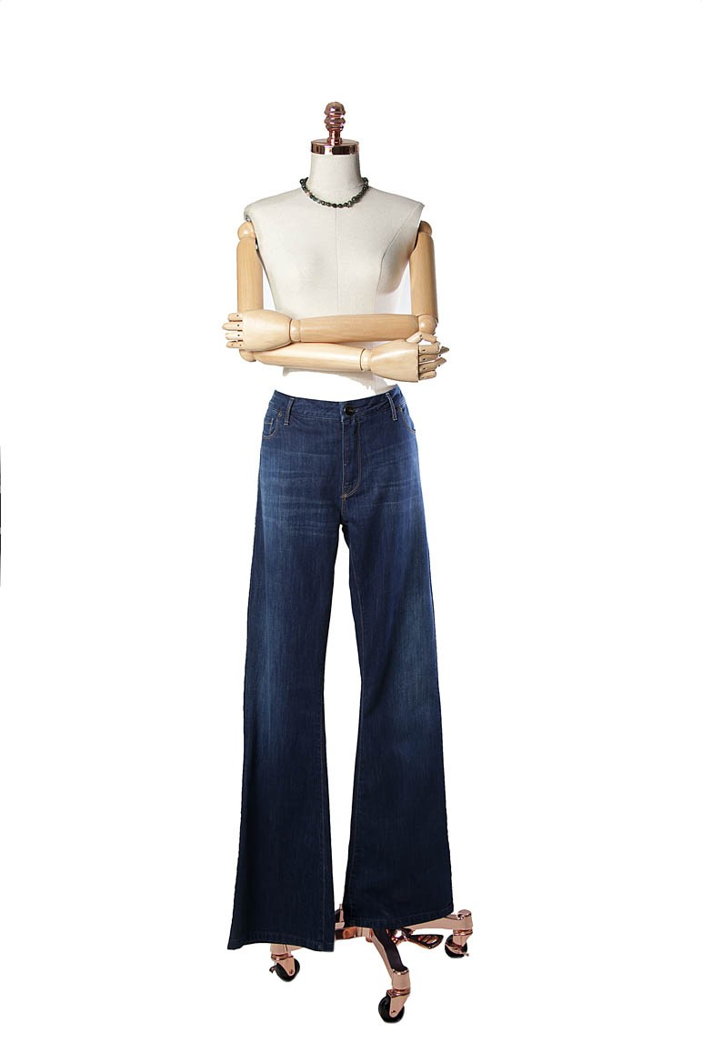 Jeans Flare Animale