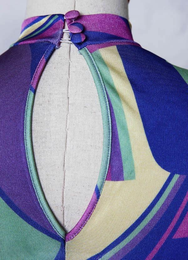Vestido BoBô coloridão