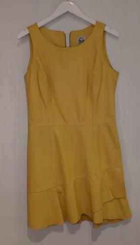 Vestido em couro LMG 38