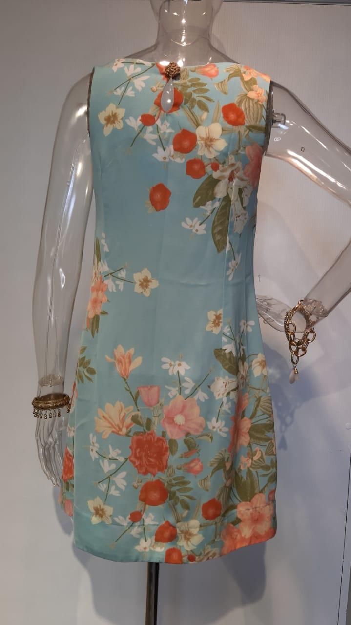 Vestido Floral Farm