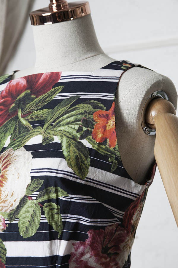 Vestido Lenny Niemeyer algodão